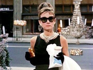 Audrey Hepburn, protagonista de desayuno con diamantes