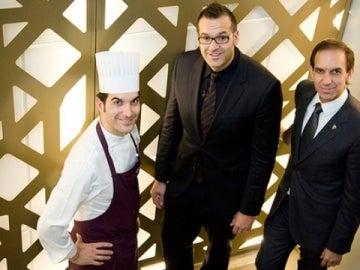 Coque y Zaranda, los nuevos dos estrellas Michelin españoles.