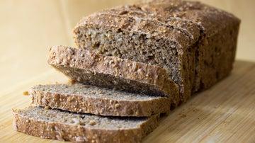 Un pan hecho de grano integral. Tantas proteínas como la carne.