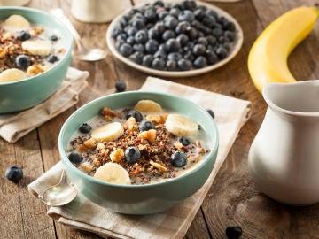 Desayuno ideal