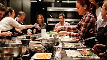 Kitchen Clu, siete años de cursos de cocina y mucho más.