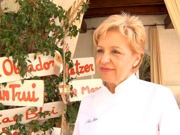 Susi Díaz y cómo conseguir una estrella Michelín