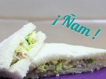 Frame 39.876147 de: ¿Cómo preparar un sándwich 'Americano'?