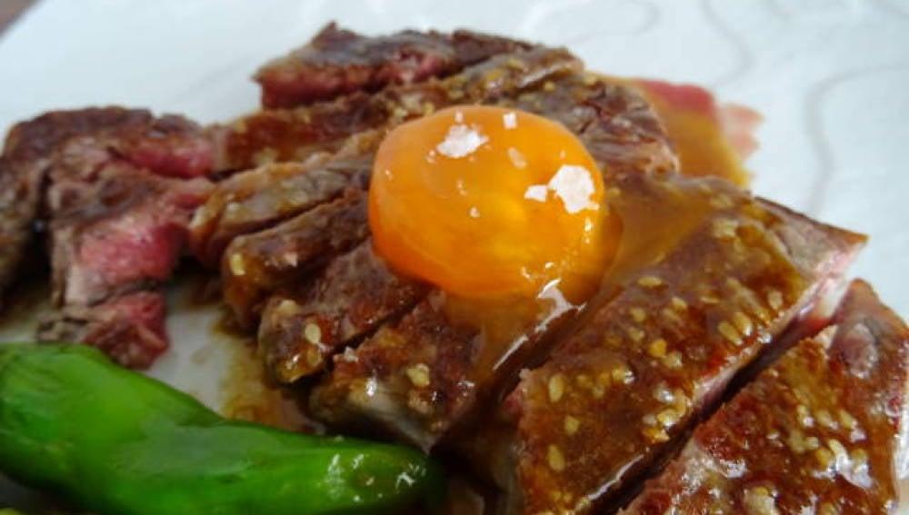Salsa para carne roja