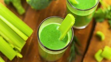 Los zumos de frutas y verduras son una fuente de vitaminas