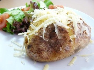 La auténtica Jacket Potato