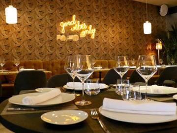 Restaurante El Pradal, en San Sebastián de los Reyes
