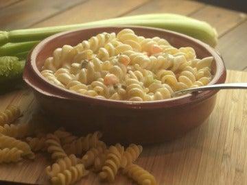 La macaroni salad, adictiva como pocas.
