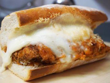 superpilopi- ℗ Pollo a la parmesana | #elmejorbocadillodelmundo | SuperPilopi