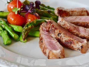 Carne poco hecha