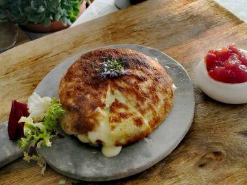 Receta: Aperitivo de queso