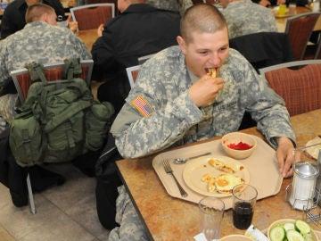 La supuesta 'dieta militar 'que recorre las redes no lo es.