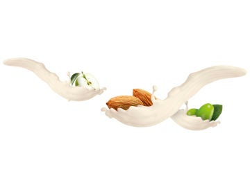 Alimenta tu potencial a través de ingredientes como la soja, la almendra, la avena o el arroz.