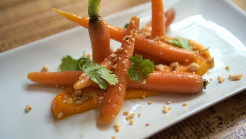Zanahorias rustidas