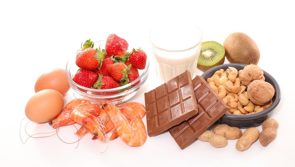 Alimentos que generan alergias