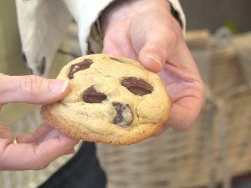Esta es un cookie para quitarse en el sombrero.