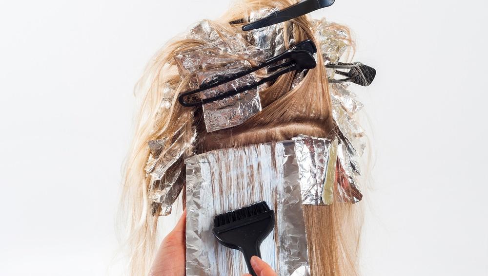 Tinte de pelo