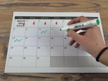 Cómo calcular tus días fértiles según tu regla