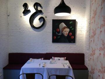 Restaurante 2 estaciones