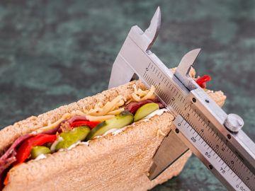 Medir la dieta