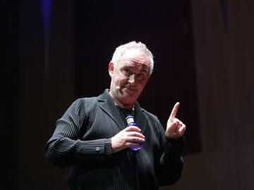 El regreso de Ferran Adrià a Madrid Fusión.