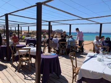 Restaurante S'Illa D'es Bosc, Ibiza