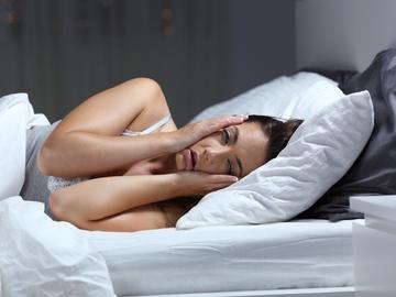 Una noche sin dormir