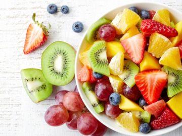 Fruta fresca saludable