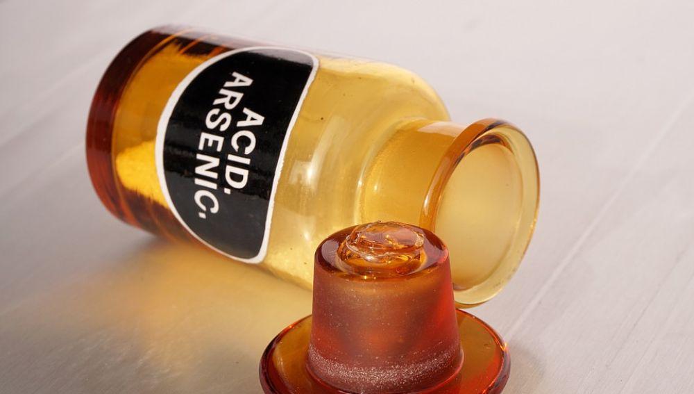 El arsénico es un veneno altamente tóxico que usaban para quemar el pelo