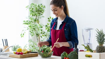 Tomar verduras es fundamental
