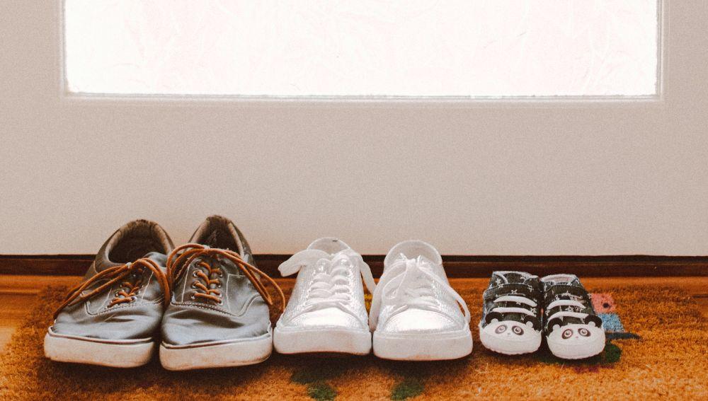 ¿Tú también te quitas los zapatos en la entrada?