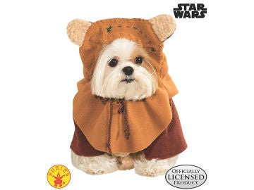 Disfraz perro ewok Star Wars