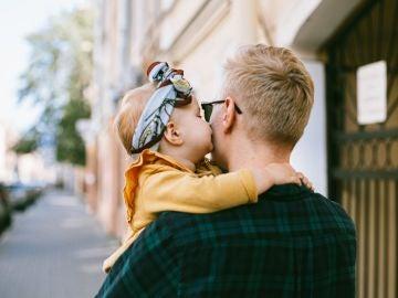 Padre con su hija