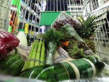 Los productos que más escasean en los supermercados durante la cuarentena