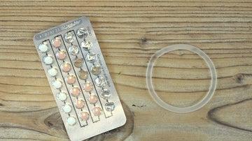 Pastillas y el anillo anticonceptivo