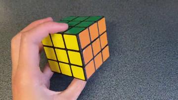 Así funciona la dieta del método del cubo de Rubik