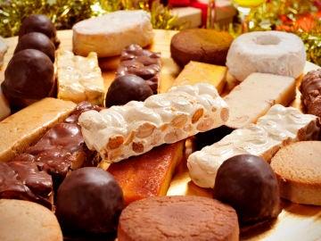 Turrón y otros dulces navideños