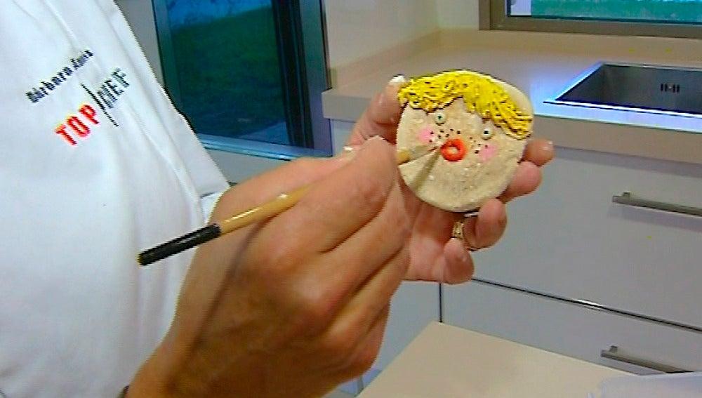 Cocina unas divertidas galletas para el árbol de Navidad