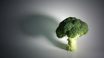 Brócoli, tan fotogénico y tan sanote.