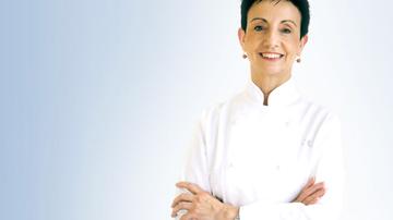 Carme Ruscalleda, la chef con siete estrellas Michelin.