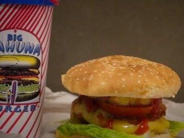 La mítica hamburguesa Big Kahuna de Pulp Fiction se ha realidad.