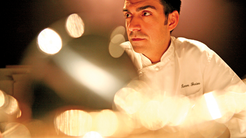 Ramón Freixa, uno de los grandes chefs españoles.