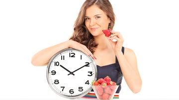 Crononutrición, ¡conoce tu reloj biológico y pierde peso!