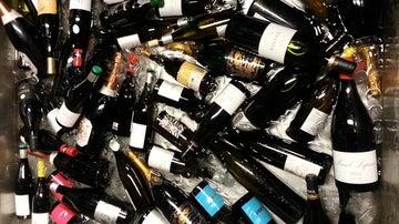 Algunos de los vinos que se podrá beber en Burgos.