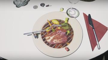 Le petit chef, un vídeo genial de 'gastromapping'.
