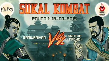 Sukal Kombat... ¡fight!