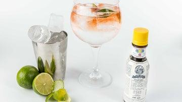 ¿Un gin tonic con Angostura? Buena idea.