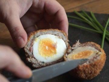 Los huevos escoceses de Yumland.
