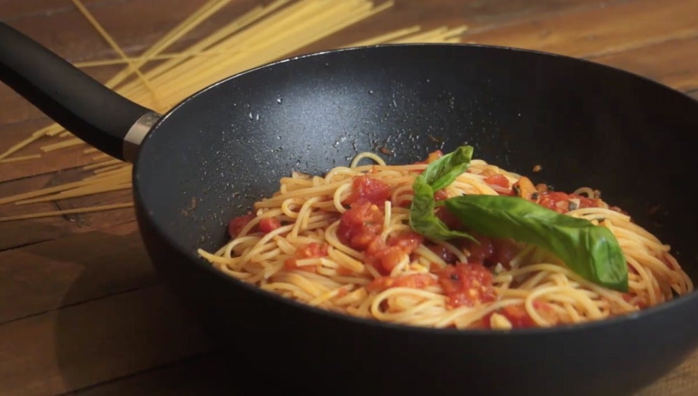 Epaguetis arrabiata
