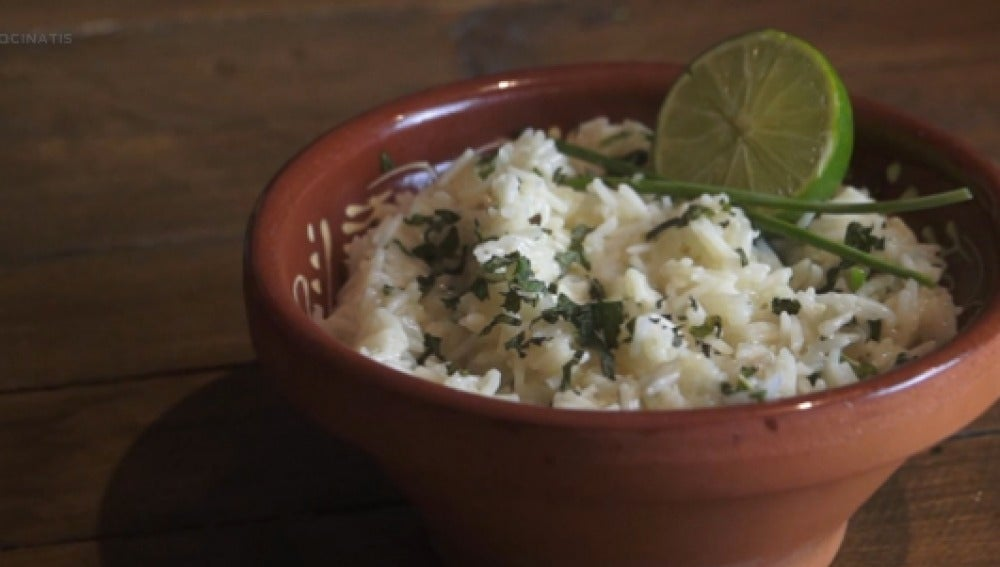arroz lima